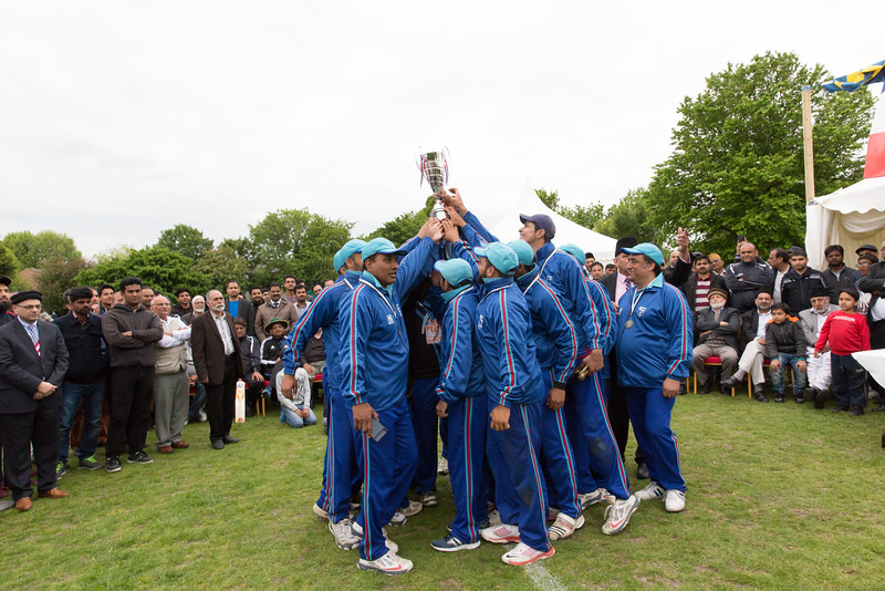 Cricket: Closing Session and Prize Distribution
