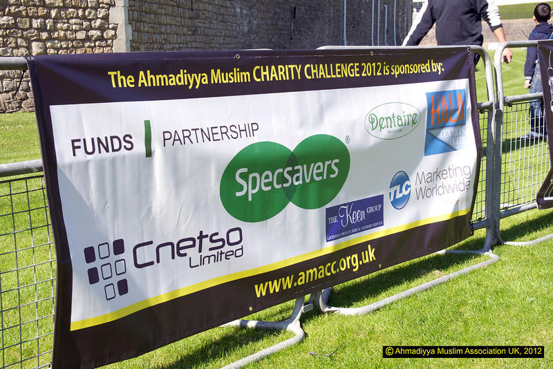 Jubilee Charity Walk 2012